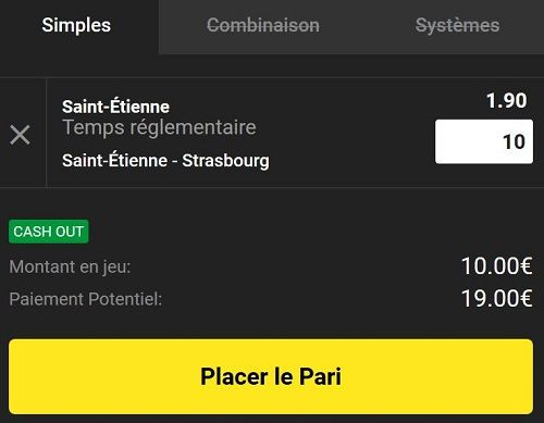 coupon pari football